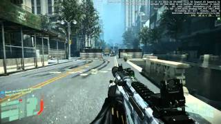 Crysis 2 PC beta gameplay on HD5770