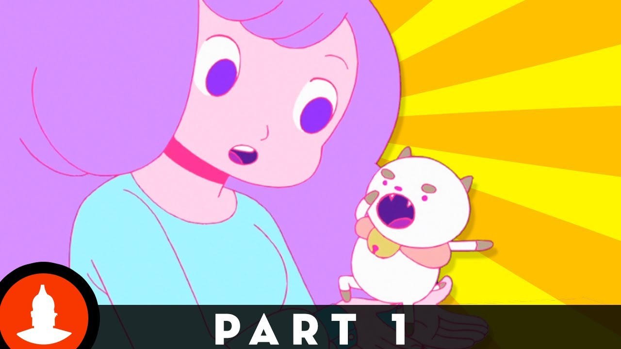 Bee and puppycat part 1 cartoon hangover shorts 4 youtube