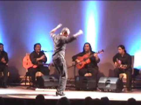 Rafael Cortes Alegria baile: Antonio Arrebola 3/3