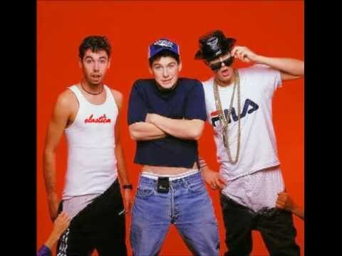 Elastica vs Trio vs Beastie Boys - Connect Da Body