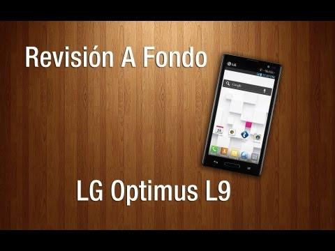 Revisión A Fondo - LG Optimus L9