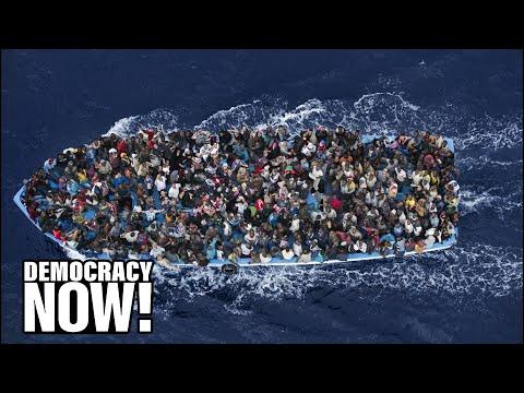 WikiLeaks' Julian Assange on Europe's Secret Plan for Military Force on Refugee Boats from Libya