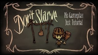 Don't Starve RoG Easy Meat pt 2 (No Gameplay, Just Tutorial)