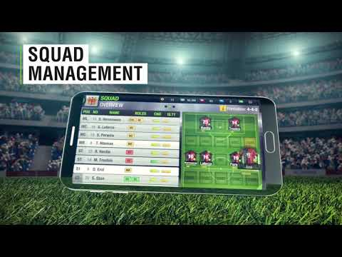 Top Eleven 2018 -  Be a Soccer Manager APK Cover