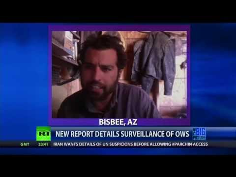 How Govt & Big Business Together Spied on Occupy Wall Street