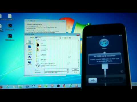 Jailbreak 4.3.3 du iTouch 3G/4G, iPhone 3GS/4, iPad 1 avec RedSn0w !