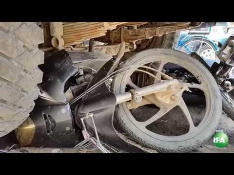 Road Crashes Still a Concern in Cambodia