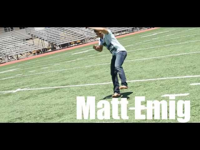Matt Emig - 2011 Reelex