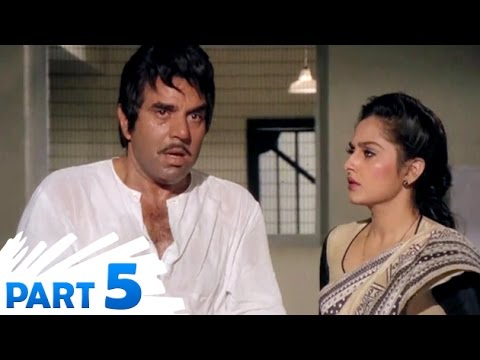 Ganga Tere Desh Mein (1988) | Dharmendra, Jayapradha | Hindi Movie Part 5 of 8 | HD