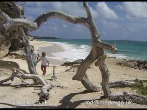 Barbados tourism Caribbean Island Travel Video by Malcolm Dent of MDDM