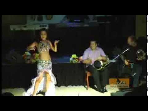 Belly Dance Tabla Solo Yana Dance and Issam Houshan