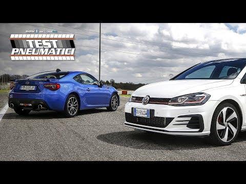 Guidare è un'emozione o una questione di trazione? | VW Golf GTI  vs Subaru BRZ
