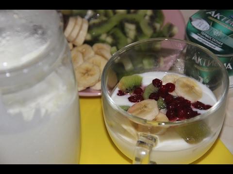 Йогурт Секрет приготовления в домашних условиях без йогуртницы