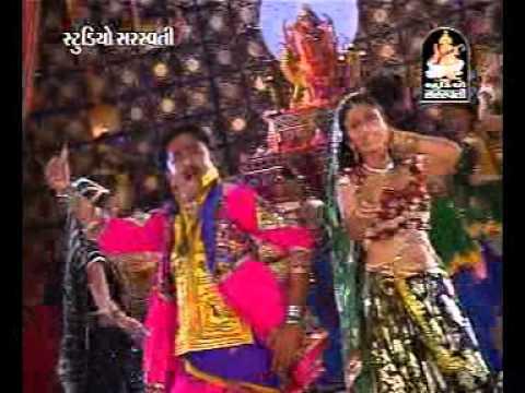 Mataji Na Garba-aavjo Maavadiyu -kirtidan Gadhvi-ruchita- Deevdiye Dipe Darbar video