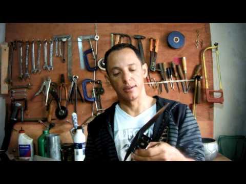 Mini pá Tramontina x Pá Shing Ling - Tramontina review mini shovel - survival