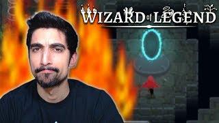 Σχολή μάγων - Wizard of Legend