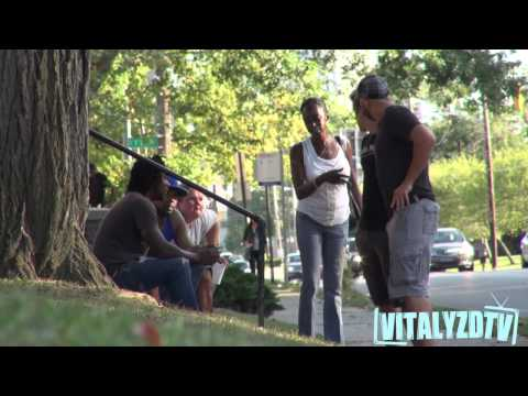 Five-O In The Hood Prank by Vitalyzdtv
