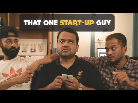BYN : That One Start-Up Guy