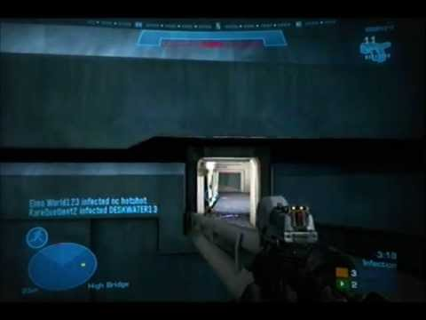 Halo Reach - Infection And Sniper Clips. video