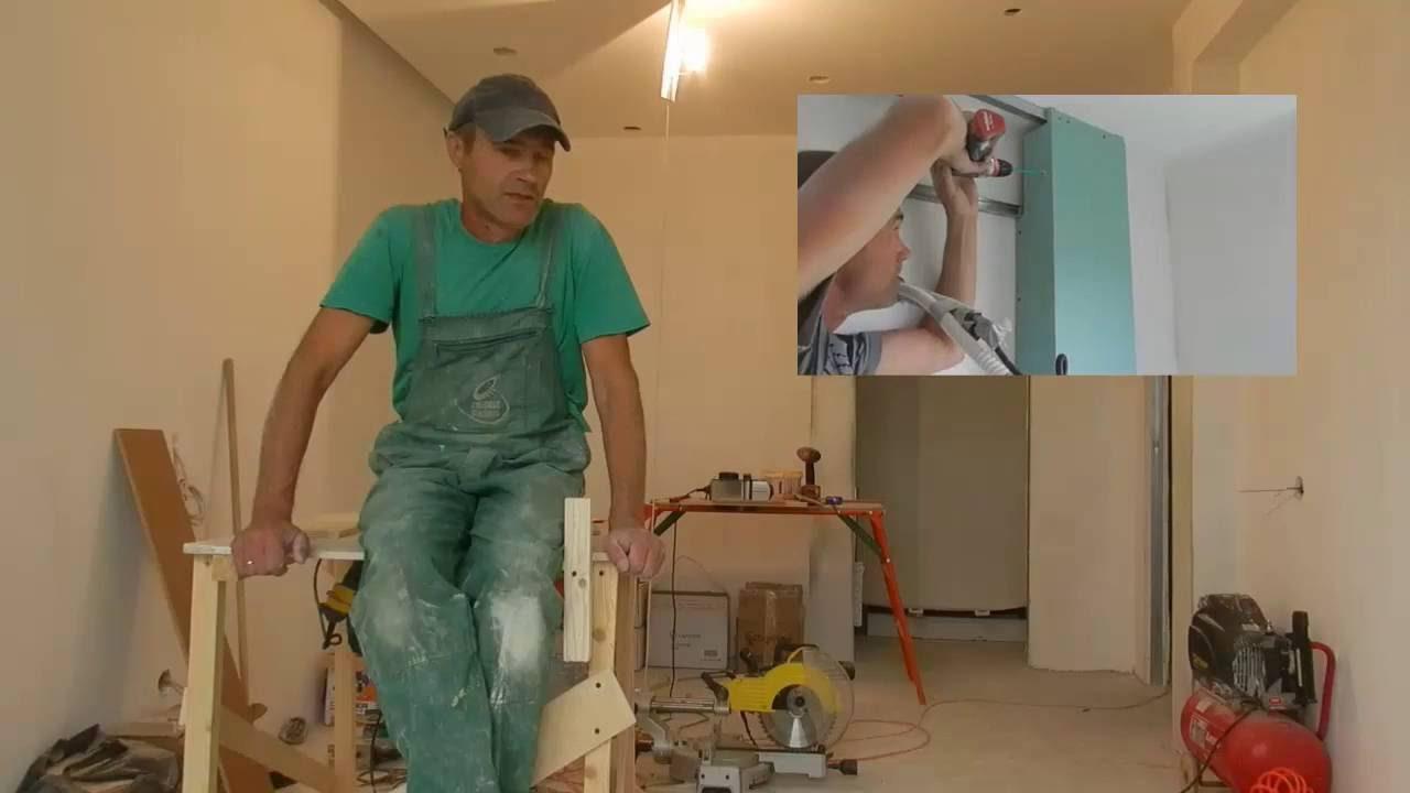 Ремонт квартиры своими руками видео на ютубе