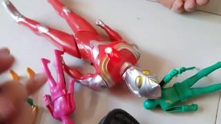 Kids Toy Media, Bộ đồ chơi 5 anh em siêu nhân hải tặc