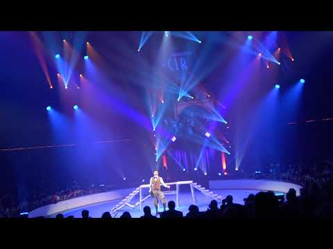 Wesley Williams Unicycle Act - Festival Internacional del Circ Elefant d'Or 2020 No Safety Mechanic
