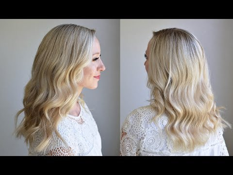 Every Day Soft Curl | Q's Hairdos | Tessi's Hairstyles - YouTube