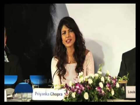 Former Miss World Priyanka Chopra Slams Bollywood Sex Siren Mallika Sehrawat-cannes Film Festival video