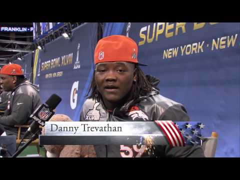 Danny Trevathan - Shout Out for the Troops
