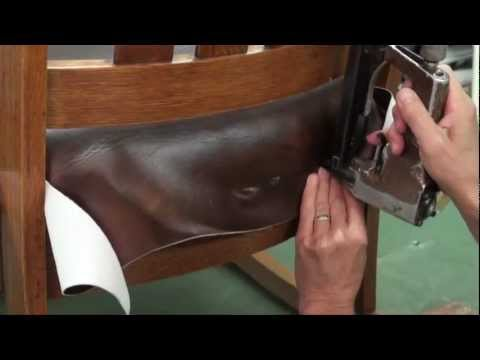 Mission Style Upholstery - Part 3 of 4