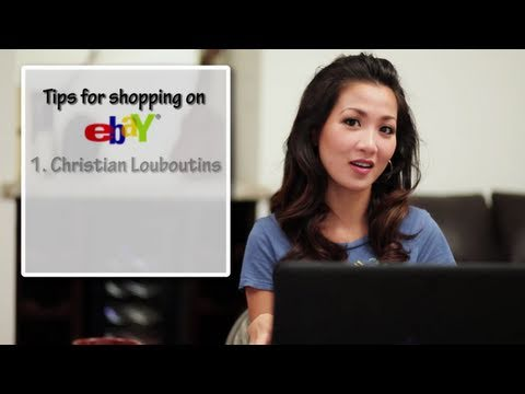 Tips for shopping on Ebay - Part I - Christian Louboutins