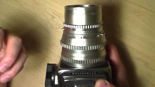 Hasselblad 500CM System Review/Walkthrough (Medium Format, 120)