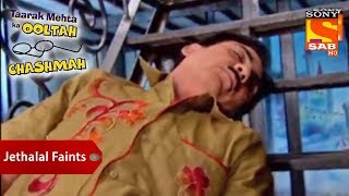 Jethalal Faints On The Staircase | Taarak Mehta Ka Ooltah Chashmah