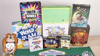 Top 10 Party Games of 2017
