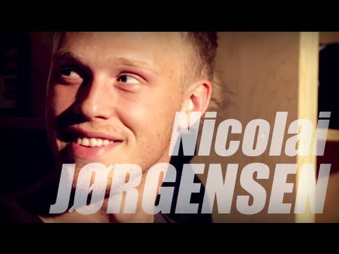 Portrt af Nicolai Jrgensen: Succeshistorien