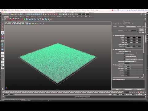 Maya 2011 Dust and  Smoke Tutorial Part 3 by Stuart Christensen