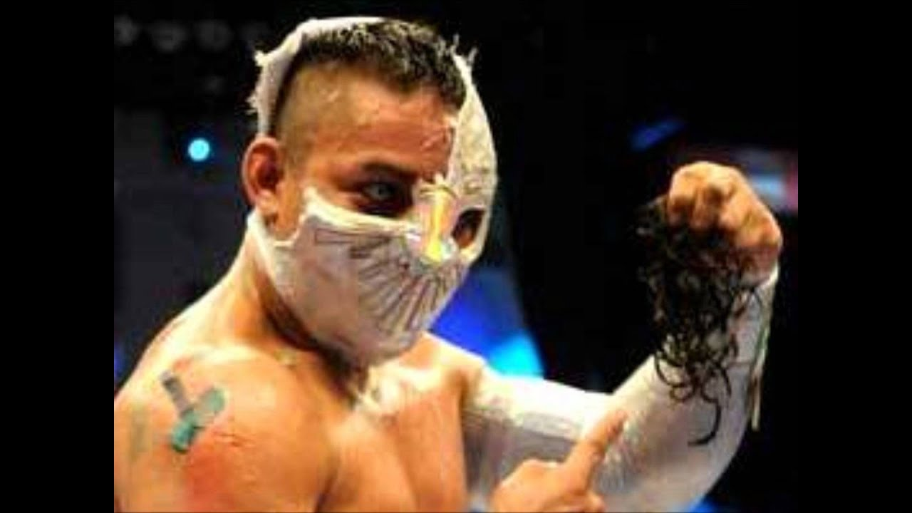Sin Cara 2015 Wallpaper Wwe Sin Cara Unmasked Photos