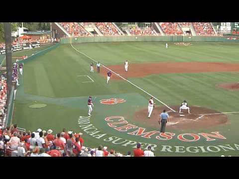 Clemson Baseball v Alabama Game 2 Highlights
