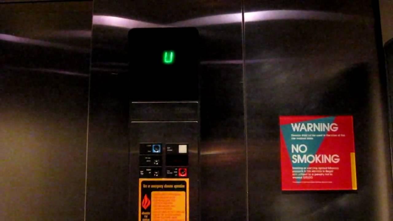 Otis Series 1 Hydraulic Elevator In Rio Washingtonian