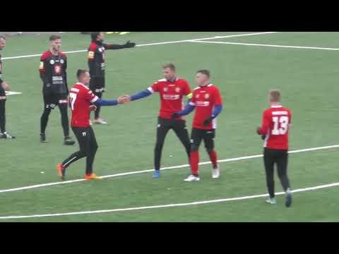 Přípravné utkání FC HK - Legnica 0:2