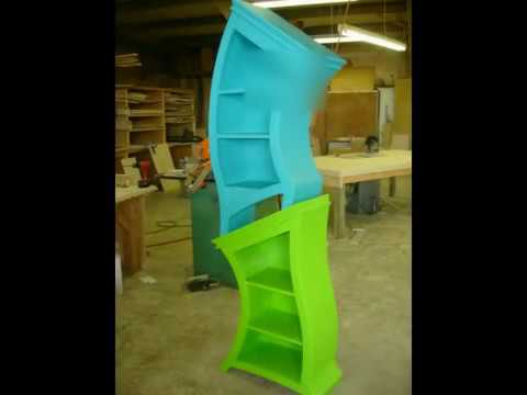 Dr Suess Bookcase Youtube