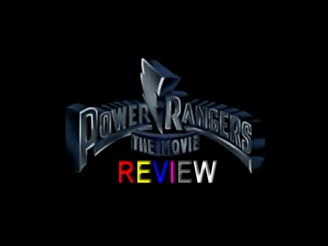 Power Rangers: The Movie - A Film Archive Nut Review