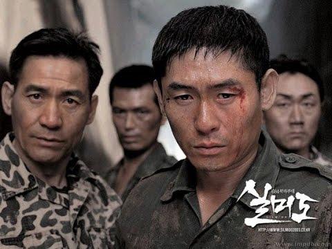 挑戰新聞軍事精華版--電影「實尾島風雲風雲」,韓國死囚特工隊揭秘