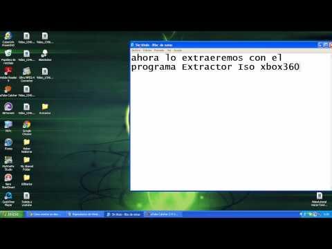 Tutorial Jugar Juegos de Xbox360 Desde Disco Duro