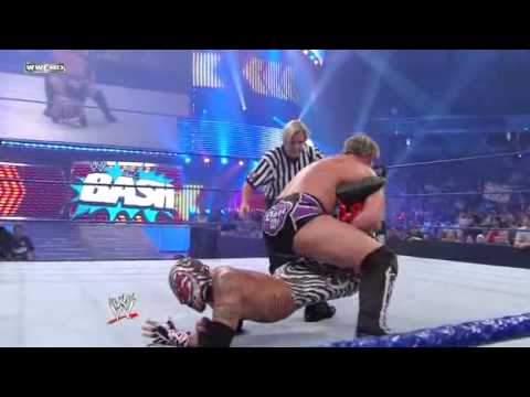 The Bash 2009 - Chris Jericho Vs Rey Mysterio - Title Vs Mask Match video