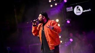 Badshah Feat Aastha Gill Kar Gayi Chull Asian Network Live 2017
