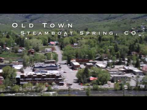 Old Town in Steamboat Springs, Colorado - Living in Downtown