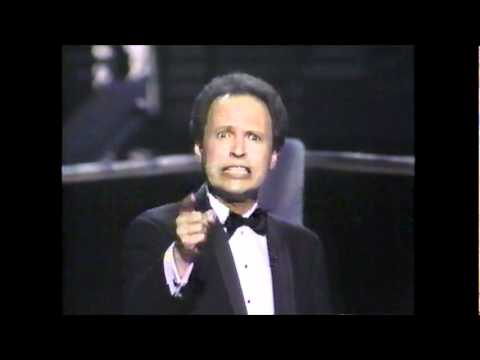 MUHAMMAD ALI'S 50TH BIRTHDAY CELEBRATION - Billy Crystal performs 15 Rounds