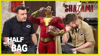 Half in the Bag Episode 161: Shazam!