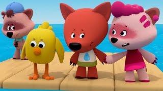 Ми-ми-мишки - Кругом вода - Серия 104 - Прикольные мультики про мишек и их друзей  на канале МУЛЬТ